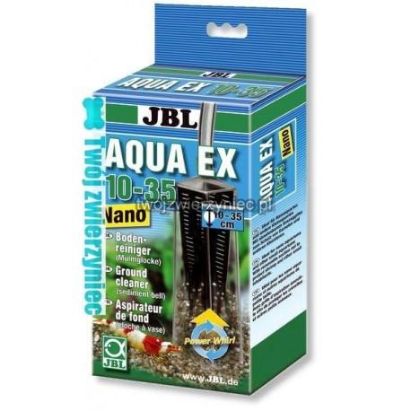 JBL AquaEx 10-35 Nano