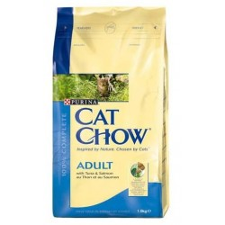 PURINA CAT CHOW Tuna & Salmon