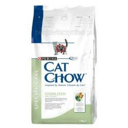 PURINA CAT CHOW Special Care Sterilised