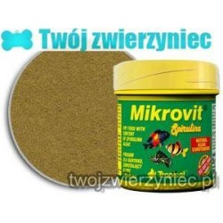 TROPICAL Mikrovit Spirulina 75 ml