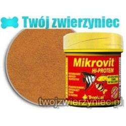 TROPICAL Mikrovit Hi-Protein 75 ml