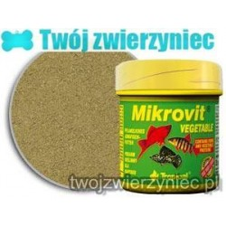 TROPICAL Mikrovit Vegetable 75 ml
