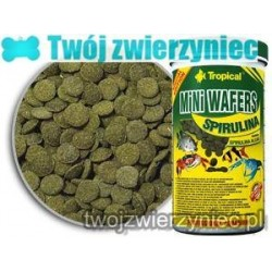 TROPICAL Mini Wafers Spirulina