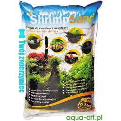 AQUA ART Shrimp Sand (czarne)