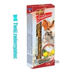 VITAPOL Smakers dla gryzoni jogurtowo-mniszkowy