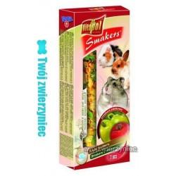 VITAPOL Smakers Kolby dla gryzoni jabłkowe