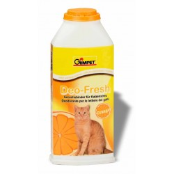 GIMPET Deo Fresh pomarańczowy odświeżacz do kuwety