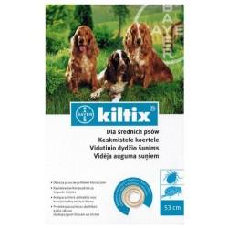 BAYER KILTIX Obroża 53cm dla średnich psów