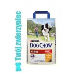PURINA DOG CHOW Active 2,5kg