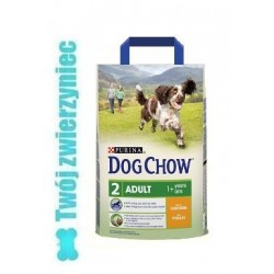 PURINA DOG CHOW Adult +1 lat Chicken 2,5kg