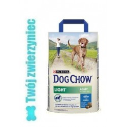 PURINA DOG CHOW Adult Light 2,5kg