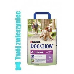 PURINA DOG CHOW Senior 9+ lat 2,5kg