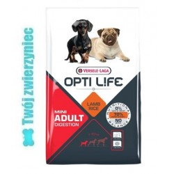OPTI LIFE Adult Digestion Mini 7,5kg