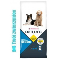 VERSELE LAGA OPTI LIFE Senior Medium i Maxi 12,5kg