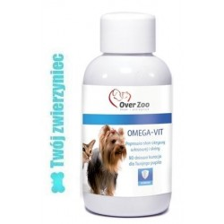 OVER ZOO Omega Vit 50ml