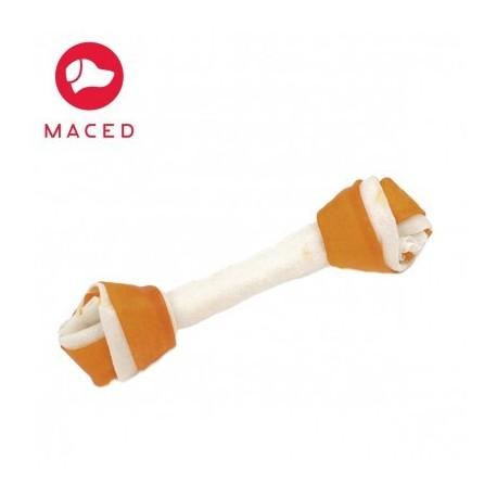 MACED Kość wiązana biała jagnięcina 11cm