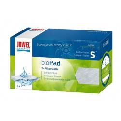 JUWEL bioPad wata filtracyjna S 5 sztuk