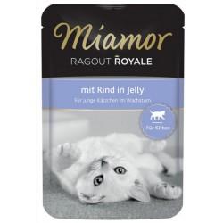 MIAMOR Ragout Royale Kitten - wołowina