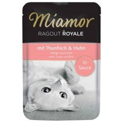 MIAMOR Ragout Royale -  tuńczyk, kurczak
