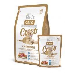 BRIT CARE COOCO I'AM GOURMAND dla wybrednych 2kg