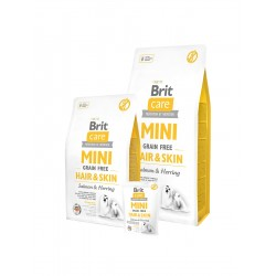 BRIT CARE Mini GRAIN FREE HAIR & SKIN 400g