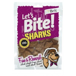 BRIT Lets Bite Sharks 150g