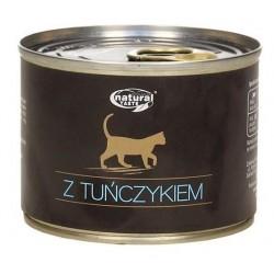 DOLINA NOTECI Natural Taste z tuńczykiem 185g