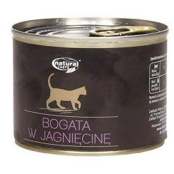 DOLINA NOTECI Natural Taste bogata w jagnięcinę 185g