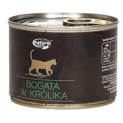 DOLINA NOTECI Natural Taste bogata w królika 185g