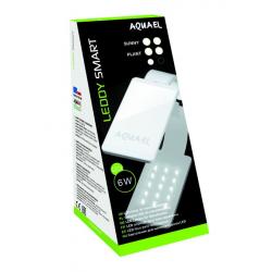 AQUAEL LEDDY SMART 2 SUNNY Czarna - Lampka LED