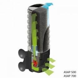 AQUAEL ASAP 700 filtr wewnętrzny do akwa. 100-250l