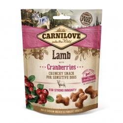 BRIT CARNILOVE Crunchy Snack z jagnięciną 200g