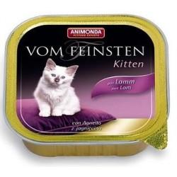 ANIMONDA Vom Feinsten Kitten jagnięcina 100g