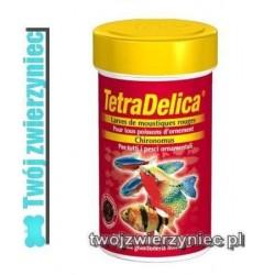 TETRA Delica czerone larwy komarów