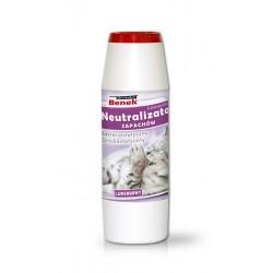 BENEK Neutralizator zapachów lawendowy