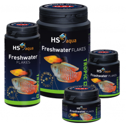 HS / O.S.I. Freshwater flakes 5l
