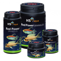 HS / O.S.I. Red power granules S 1000ml
