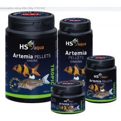HS / O.S.I. Artemia pellets sinking
