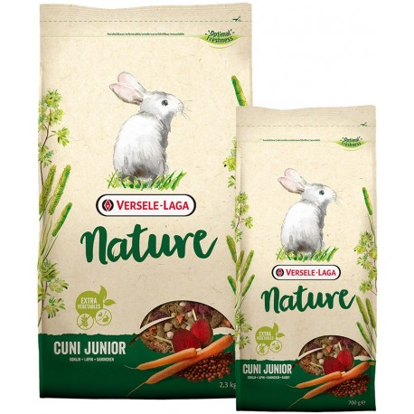 VERSELE LAGA Cuni Junior Nature 700g
