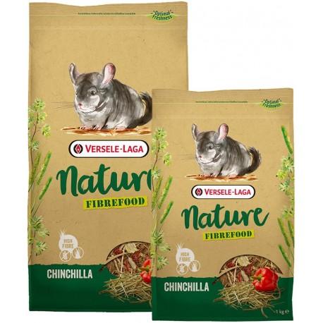 VERSELE LAGA Chinchilla Nature Fibrefood 1kg
