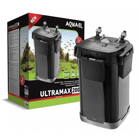 AQUAEL ULTRAMAX 2000  AKWARIUM 400-700L