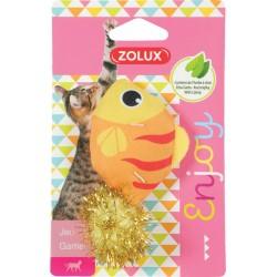 ZOLUX Zabawka dla kota LOVELY ryba