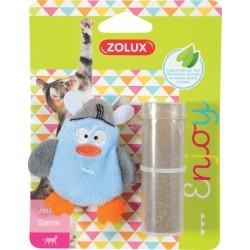 ZOLUX Zabawka dla kota PIRAT kol niebieski