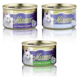MIAMOR Feine Filets - tuńczyk, kalmary