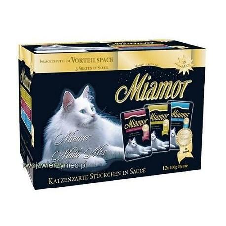 MIAMOR Ragout Royale - Mix w sosie