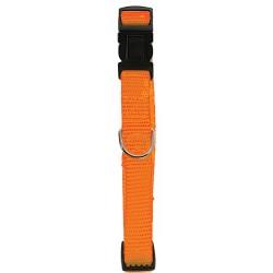 ZOLUX Obroża nylon regul 40 mm kol pomarańczowy