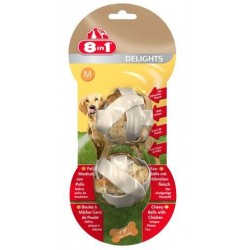 8in1 Delights Balls M - 2 szt.