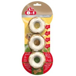 8in1 Delights Rings - 3 szt.
