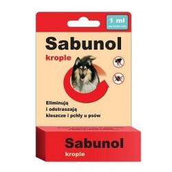 DERMAPHARM Sabunol Krople 1 ml
