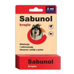 DERMAPHARM Sabunol Krople 2 ml